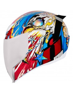 Casco ICON Afp Freespit Gly