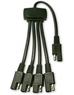 Adaptador de conexión SAE...