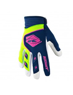 Guantes Kenny Track lima...