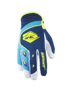 Guantes Kenny Track Navy...