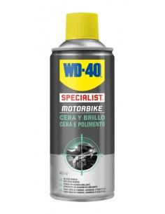 Spray abrillantador WD-40...