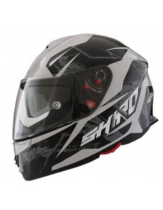 Casco Shiro SH-351 SPEED GRIS