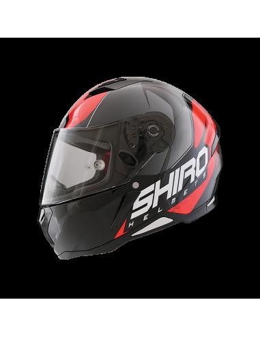 Casco Shiro Sh-890 Infinity Rojo