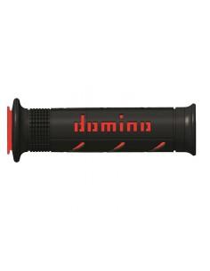 Puños Domino XM2 negro/rojo