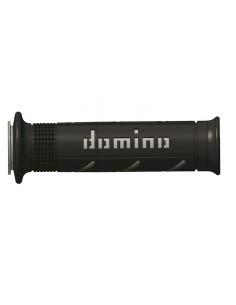 Puños Domino XM2 negro/gris