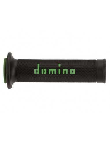 Puños Domino On Road negro/verde