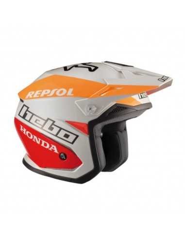 Casco Montesa Team Ii Blanco
