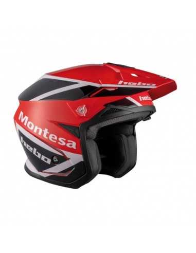 Casco Trial Montesa Classic III Rojo