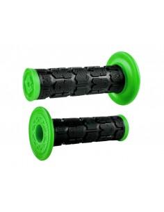 Puños ODI Rogue MX Green/Negro