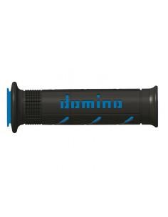 Puños Domino XM2 negro/azul