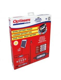 Cargador baterías Solar...