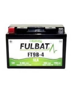 Batería Fulbat Gel YT9B-4