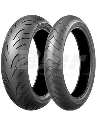 Neumático Bridgestone 110/80 ZR18...