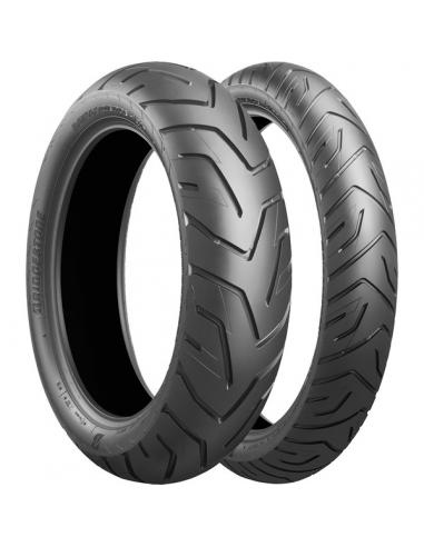Neumático Bridgestone 90/90-21 A41F...