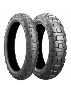 Neumático Bridgestone AX41F...