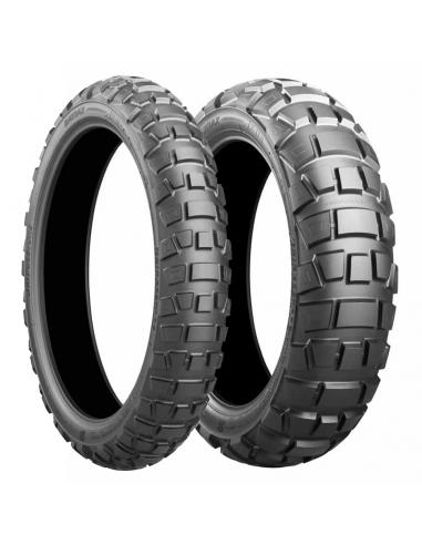 Neumático Bridgestone AX41F 110/80...