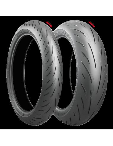Neumático Bridgestone 200/55 ZR17...