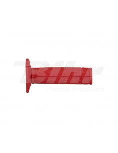 Puños Domino cross/enduro rojo