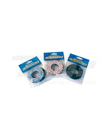 Donuts Renthal protectores rojo G186