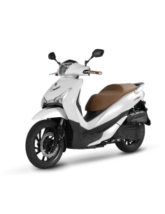 SYM HD 300 BLANCO