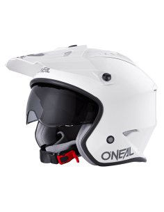 Casco Oneal Volt Solid blanco