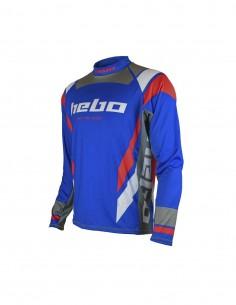 Camiseta Hebo Race Pro IV azul