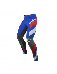 Pantalón Hebo Race Pro IV azul