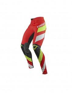 Pantalón Hebo Race Pro IV rojo