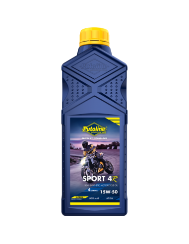 Aceite 4T Putoline SPORT 4R 15W-50