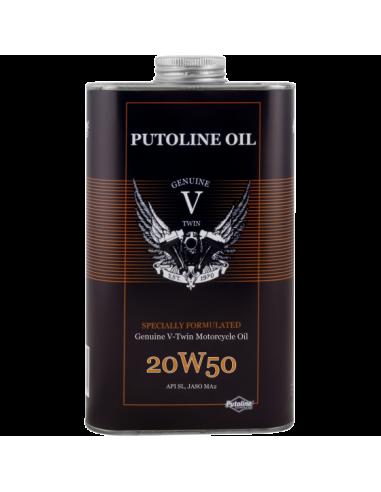 Aceite 4T Putoline Genuine V-Twin...