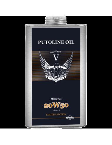 Aceite 4T Putoline Genuine V -Twin...