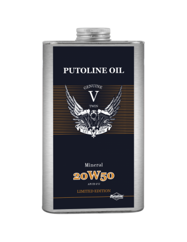 Aceite 4T Putoline GENUINE V -TWIN...