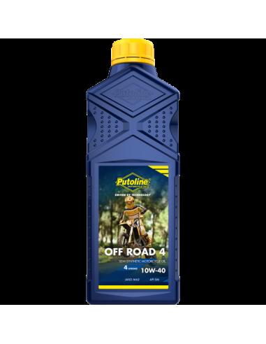 Aceite 4T Putoline OFF ROAD 4 10W-40