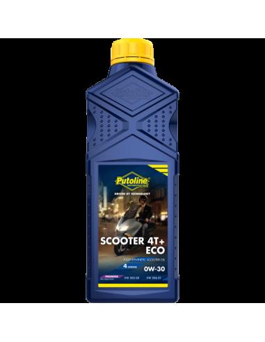 Aceite 4T Putoline SCOOTER 4T+ ECO 0W-30