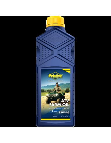 Aceite 4T Putoline ATV FARM OIL 15W-40