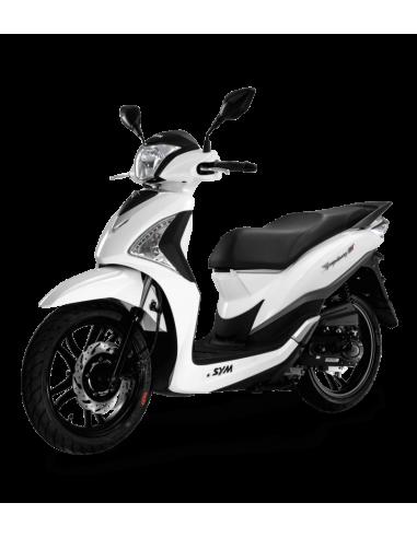 SYM SYMPHONY ST LC 125 cc BLANCA