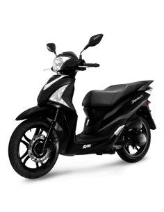 SYM SYMPHONY ST 125 cc NEGRA
