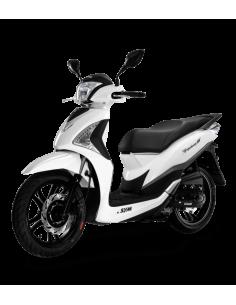 SYM SYMPHONY ST 125 cc BLANCA