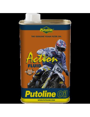 Aceite para filtro aire Putoline...