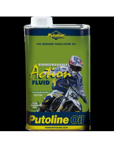 Aceite para filtros aire Putoline...
