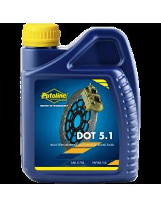 Liquido freno Putoline DOT 5.1