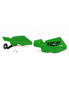 Paramanos abiertos UFO...