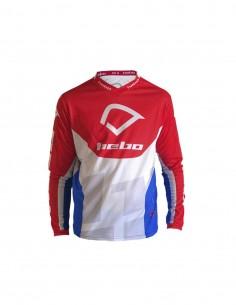 Camiseta Hebo Trial Pro Junior