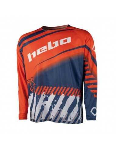 Camiseta Hebo End-Cross Stratos...