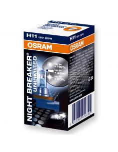 Lampara OSRAM H11 Night...
