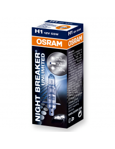 Lampara OSRAM H1 Night...