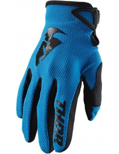 Guantes THOR S20 SECTOR BLUE