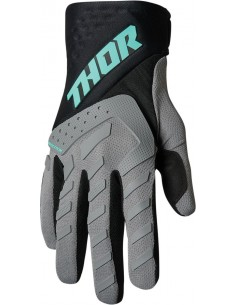 Guantes THOR SPECTRM GY/BK/MT