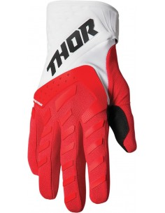 Guantes THOR SPECTRUM RED/WH