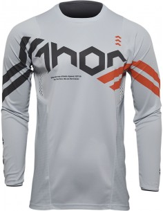 JERSEY PULSE CUBE GY/OR